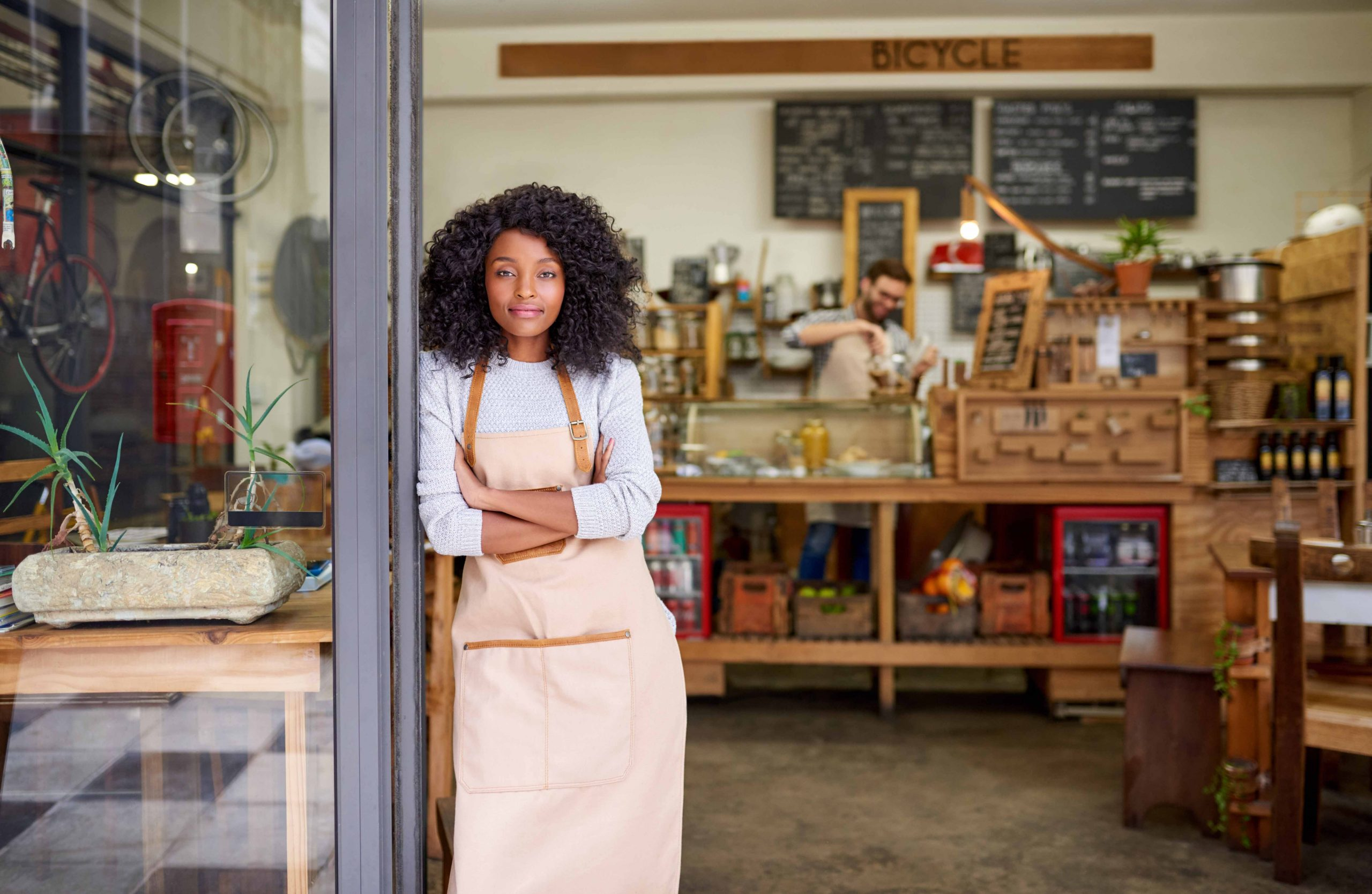 business loan for business woman